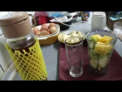 奇異果鳳梨蘋果汁 Kiwifruit Pineapple Apple Juice