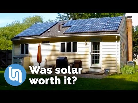 Solar Panels For Home – 9 Months Later
