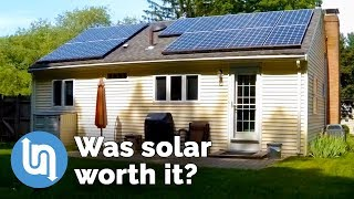 Solar Panels For Home - 9 Months Later