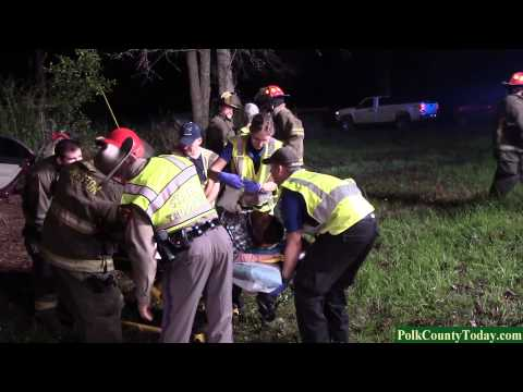 Accident in Goodrich Texas on 03/01/14...