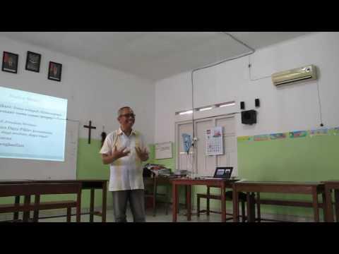 Pelatihan Menulis Tegak Purwokerto