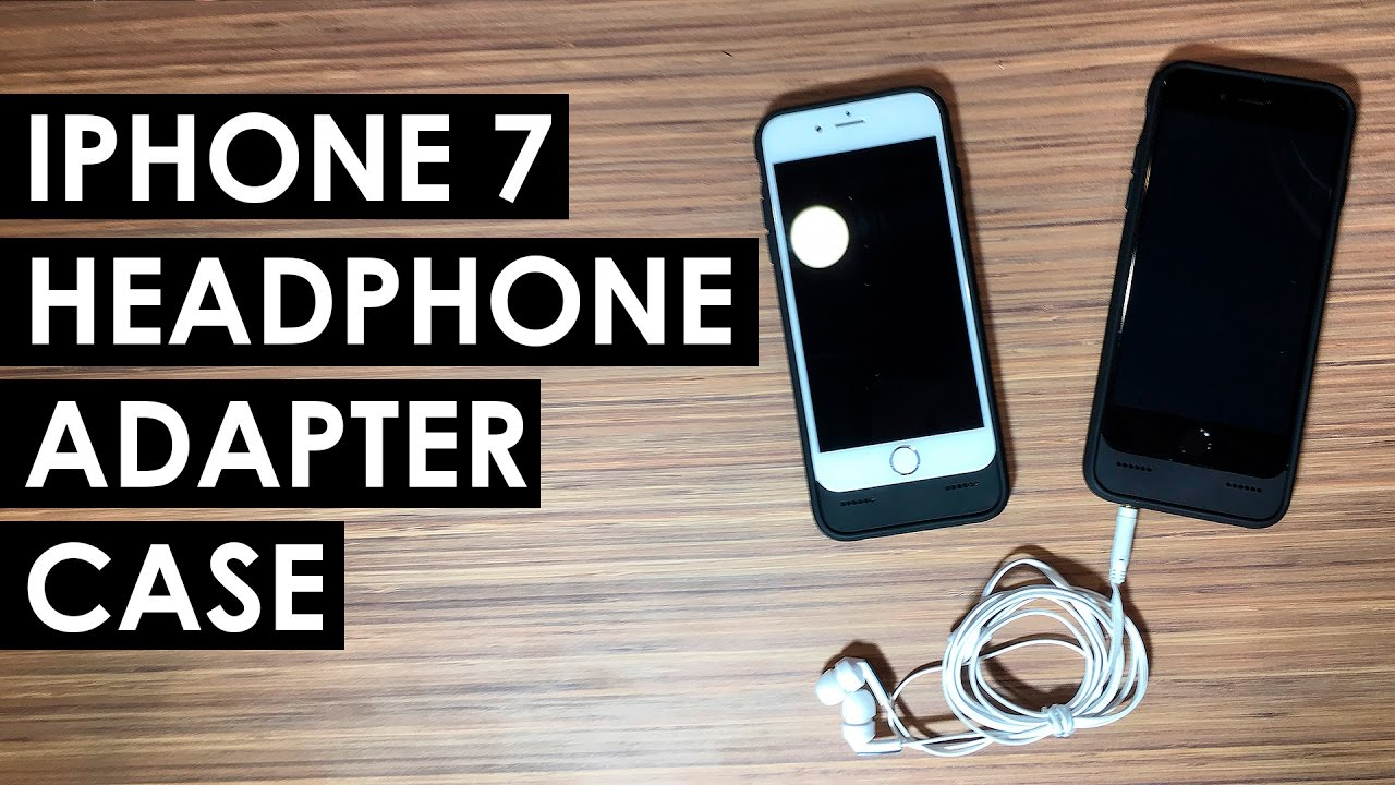 factory price 90019 c7e6d iPhone 7 Headphone Jack Case — Incipio OX