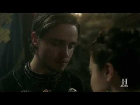Judith pide a Aethelred rechazar la corona | Vikings 5X9 Sub Español