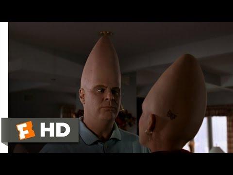 Coneheads (5/10) Movie CLIP - Connie's Tattoo (1993) HD