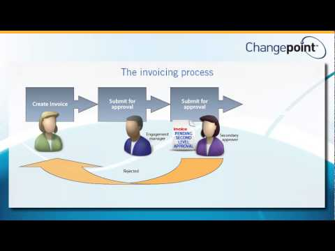 The Invoicing Process - YouTube