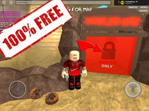 How to get into smugglers cove roblox mmx without hunter gamepass