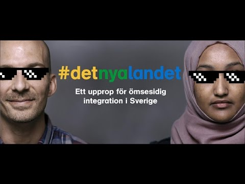 Swedish Propaganda: A new country for the new Swedes!
