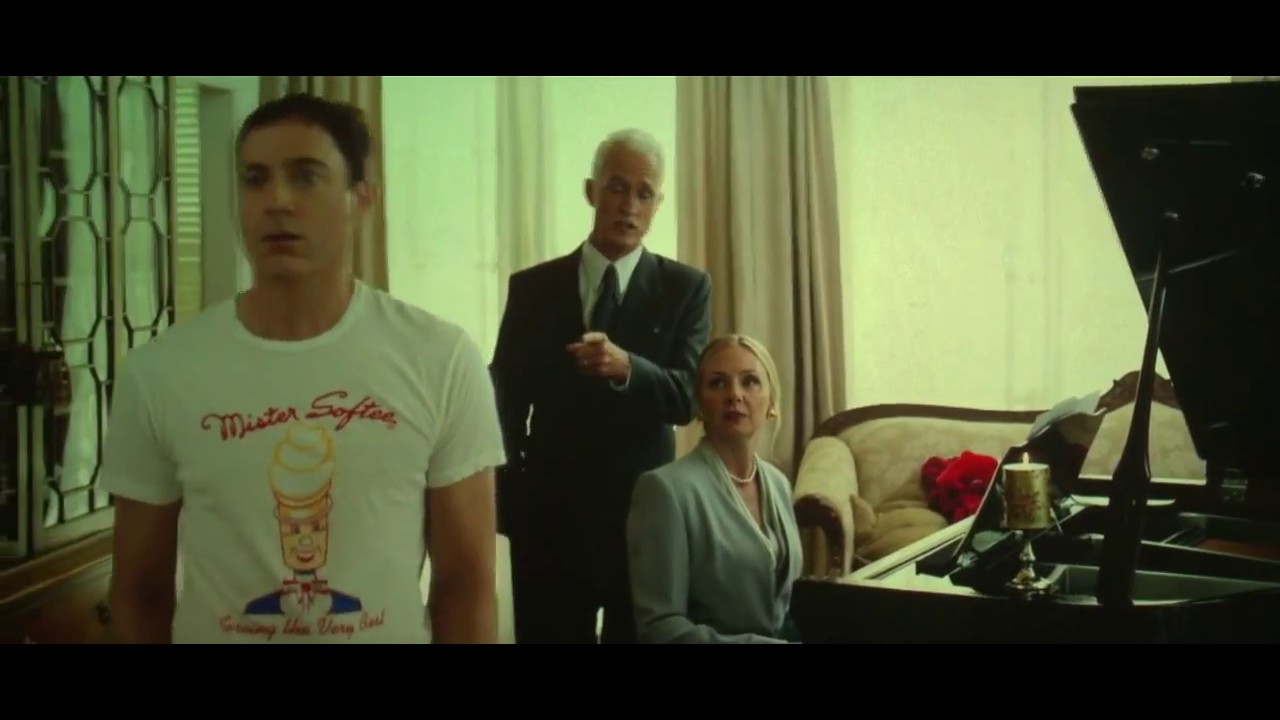 Young Tony stark with mother & father - YouTube