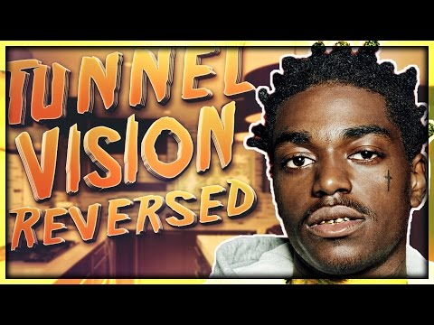Kodak Black  Tunnel Vision REVERSED