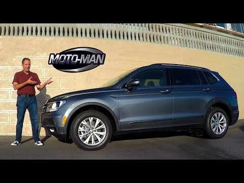 2018 VW Tiguan FIRST DRIVE REVIEW (2 of 2)