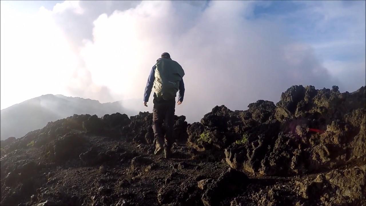 Mt Karisimbi, Mt Nyiragongo & Virunga national park 2016