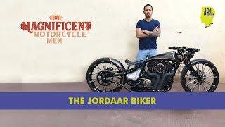 The Jordaar Biker | Rajputana Customs | 101 Magnificent Motorcycle Men | Unique Stories From India