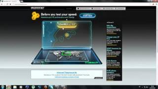 TUTO- Tester la vitesse  de votre connexion Internet