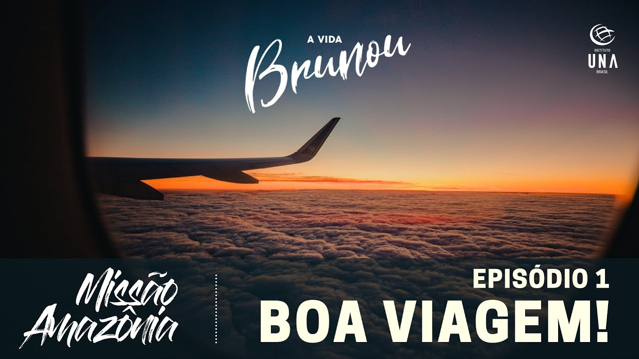 Episódio 1 - Missão Amazônia 2019.