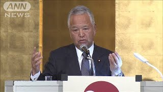 安倍総理の総裁任期 甘利氏「4期目もあり得る」(19/11/11)