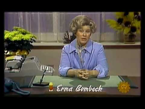 Erma Bombeck: The Mother of all Humorists