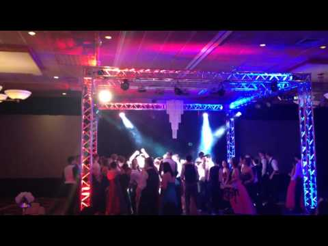 Coeur d Alene high school dance prom