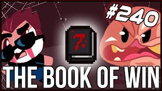 The Book Of WIN - The Binding Of Isaac: Afterbirth+ #240