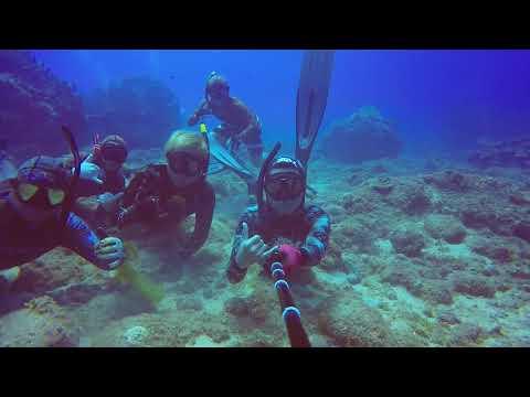 Spearfishing Micronesia