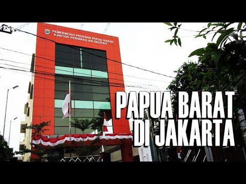 MODERN! Kantor Perwakilan Prov. Papua Barat di Jakarta