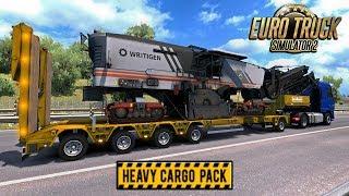 HEAVY CARGO | Euro Truck Simulator 2 | Episode 2