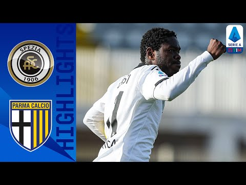 Spezia Parma Goals And Highlights