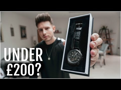 Best Affordable Luxury Men's Watches? | LORD Timepieces Unboxing & Review