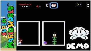 Underworld (Demo) (2016) | Super Mario World Hack