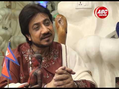 Limelight by Pratima Chaudhary with Pakistani Classical singer Ustad Hamid Ali Khan, ABC News Nepal