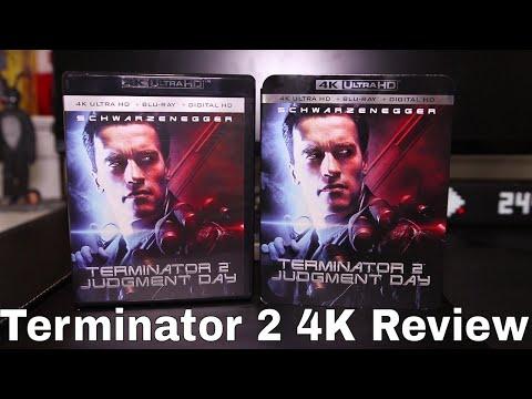 Terminator 2: Judgement Day 4K Blu-Ray Review