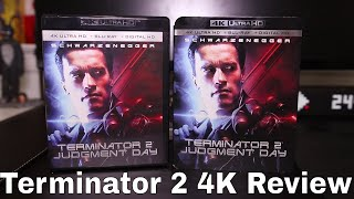 In tonights video i review terminator 2: judgment day 4k uhd blu-ray. this was always a favorite of mine so pumped to throw and give it ...