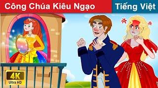 Những Nàng Công Chúa Kiêu Ngạo ? Chuyen co tich   Truyện Cổ Tích Việt Nam