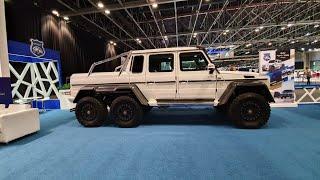 Bullet Proof 6x6 Mercedes G 63 | Gagan Choudhary