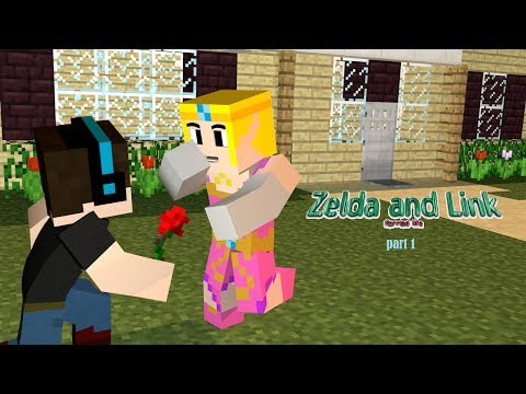 "Zelda and Link married life   part 1 ""my horsey love me"""