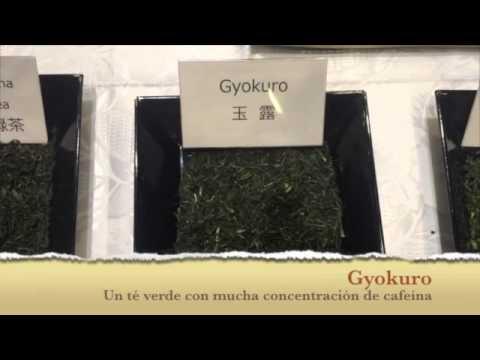El té verde y sus variedades