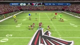 Madden13 Ranked Gameplay with the ATL Falcons