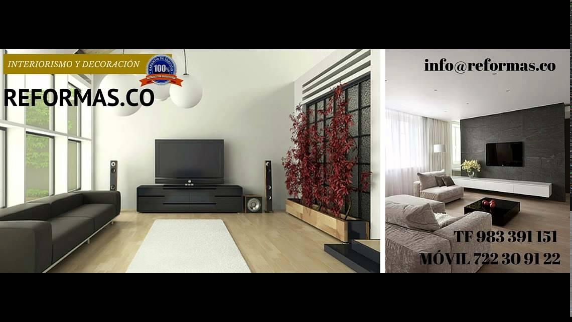 Salones modernos e interiores minimalistas 100 im genes - Interiores de salones ...