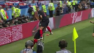 ¡SEGUNDO GOL DE CROACIA EN LOS SUPLEMENTARIOS! | Croacia vs Inglaterra