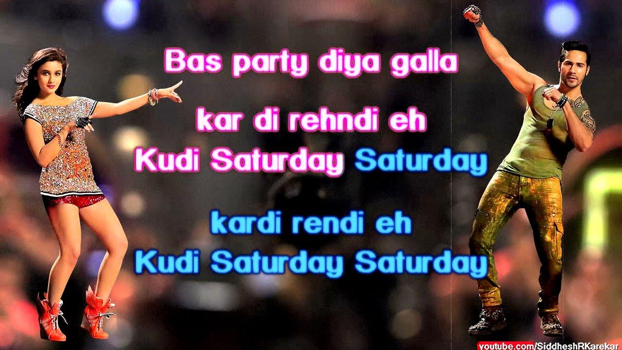 kudi saturday saturday mp3 free download