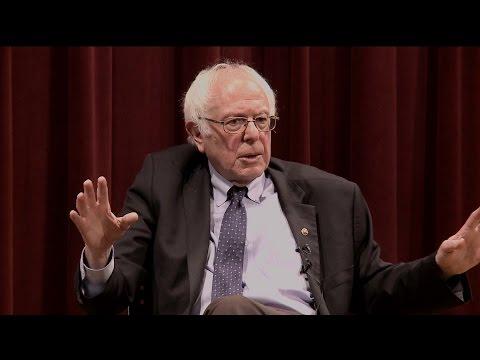 Special: Bernie Sanders Interviewed by Amy Goodman at Philadelphia Free Library