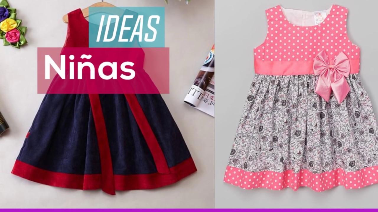 20 Ideas Para Hacer Vestidos Para Niñas Preciosos