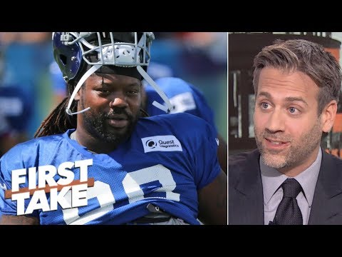 Giants lost trade with Lions for Damon 'Snacks' Harrison – Max Kellerman | First Take