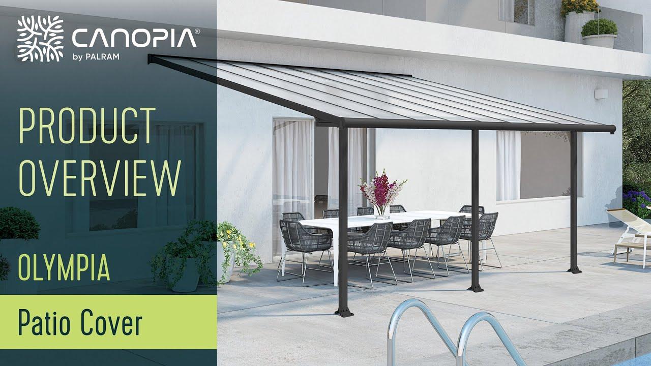 patio cover olympia pergola awning kits palram