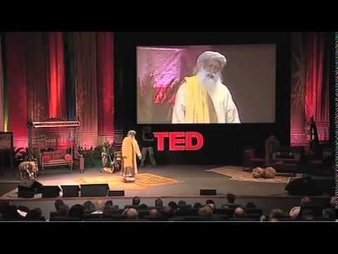 Sadhguru at TED Conference 2009