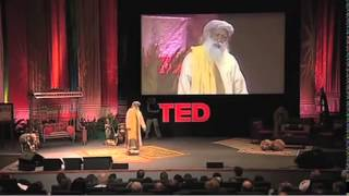 Sadhguru at TED Conference 2009