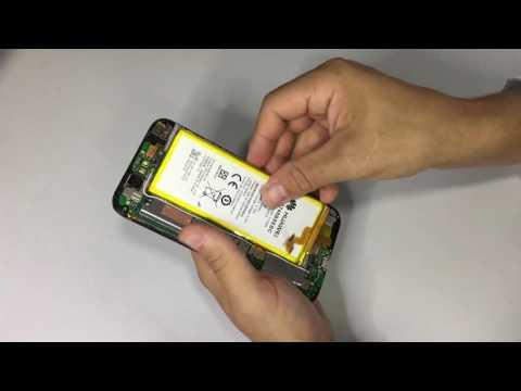 Cambiar pantalla Huawei Ascend G7