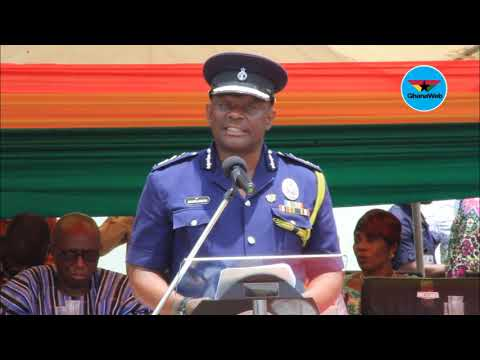 2018 Was Challenging For Ghana Police Service – IGP