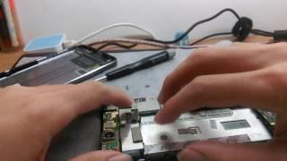 видео Замена камеры ASUS PadFone 2