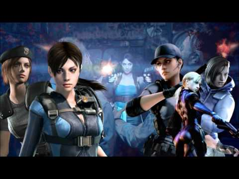 A Resident Evil Discussion  Julia Voth and Jill Valentine