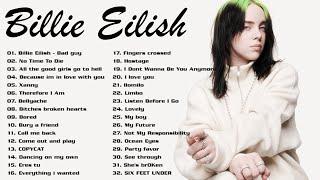 Billie Eilish Full Playlist Best Songs 2021 - Billie Eilish Greatest Hits 2021- Billie Eilish 2021
